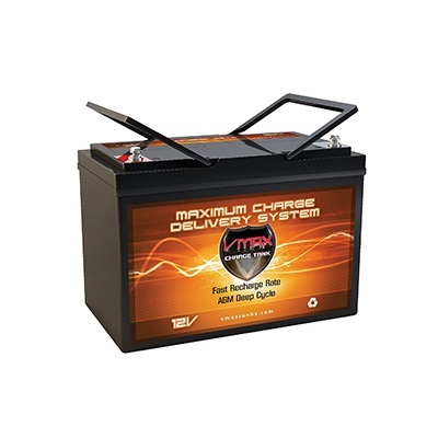 VMAX MR127 Deep Cycle Battery